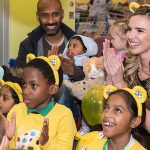Nadine Coyle launches BBC Children in Need & Asda Power of Play campaign